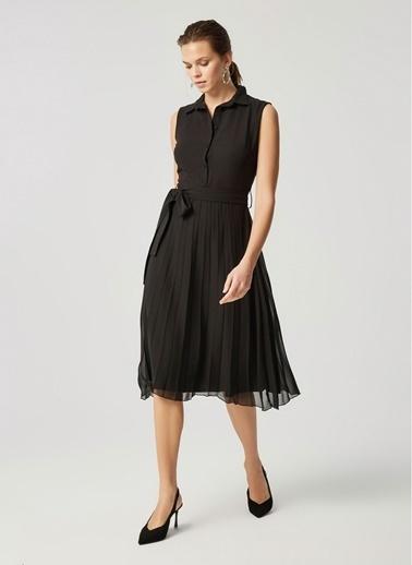 Monamoda Elbise Siyah